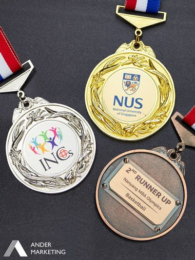 Medals - RM-02 Ander Marketing Singapore