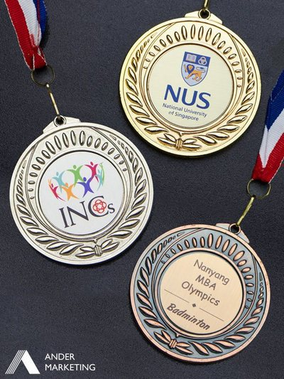 Medals - RM-03 Ander Marketing Singapore