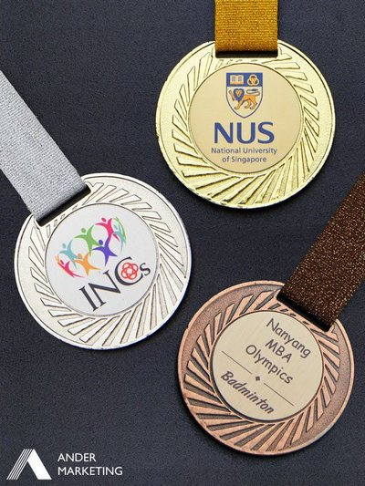 Medals - RM-04 Ander Marketing Singapore