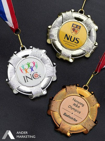 Medals - RM-05P Ander Marketing Singapore
