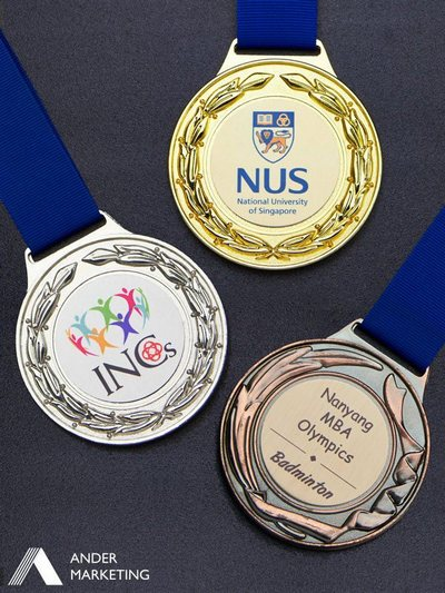 Medals - RM-06 Ander Marketing Singapore