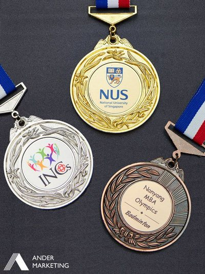 Medals - RM-07 Ander Marketing Singapore