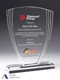 Acrylic Trophy Awards  - Ander Marketing Singapore